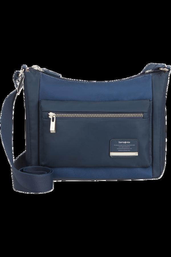 Samsonite Openroad Chic Shoulder Bag + 1 Pkt S  Půlnoční modrá