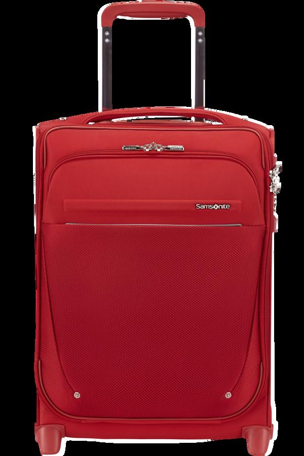 Samsonite B-Lite Icon Upright Underseater USB 45cm  Červená