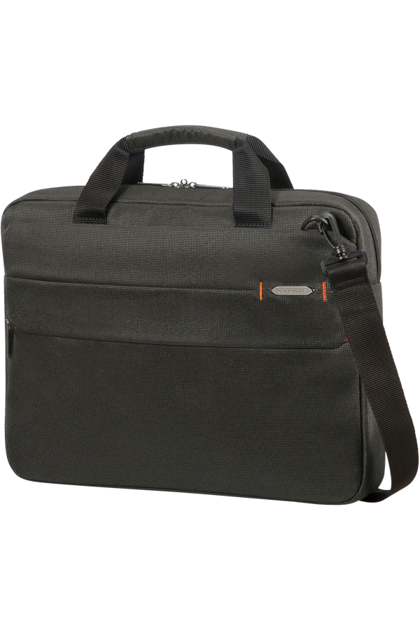 Samsonite Network 3 Laptop Bag  39.6cm/15.6inch Charcoal Black