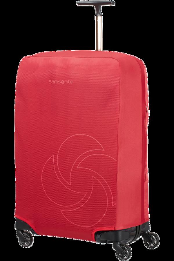 Samsonite Global Ta Foldable Luggage Cover M Červená