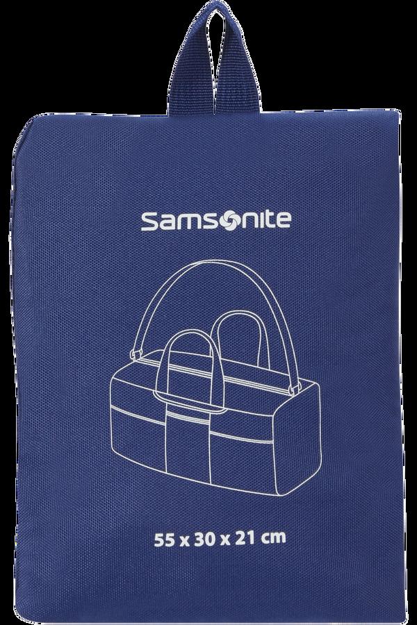 Samsonite Global Ta Foldable Duffle  Půlnoční modrá