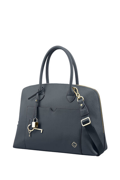 Miss Journey Kabelka-boston bag Denim Grey