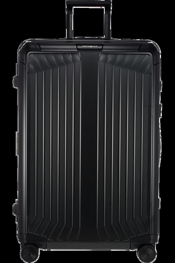 Samsonite Lite-Box Alu Spinner 76cm  Černá