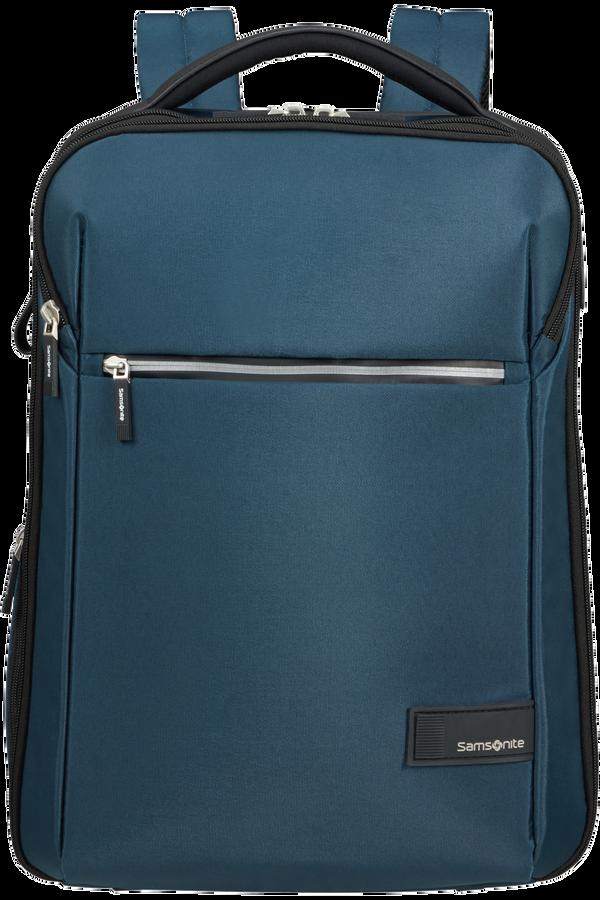 Samsonite Litepoint Laptop Backpack Expandable 17.3'  Pávová modrá