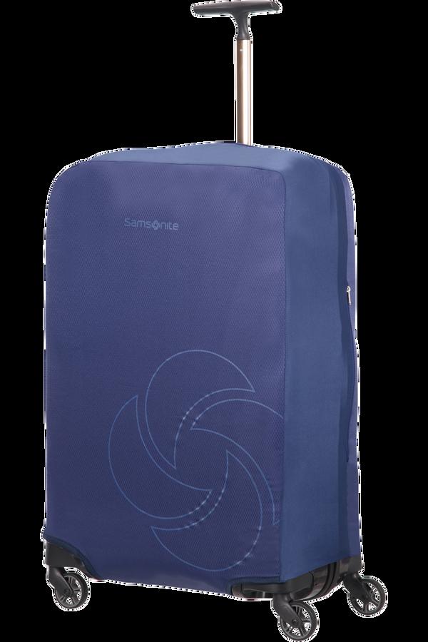 Samsonite Global Ta Foldable Luggage Cover M/L Půlnoční modrá