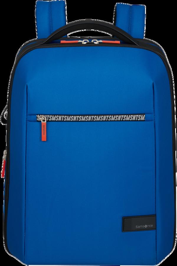 Samsonite Litepoint Laptop Backpack 15.6'  Blue Print