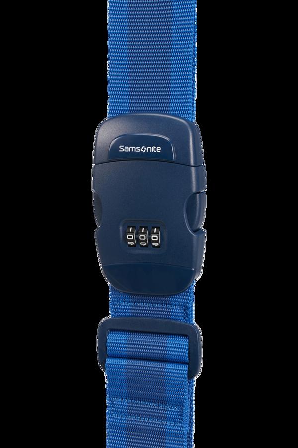 Samsonite Global Ta Luggage Strap/Lock Půlnoční modrá