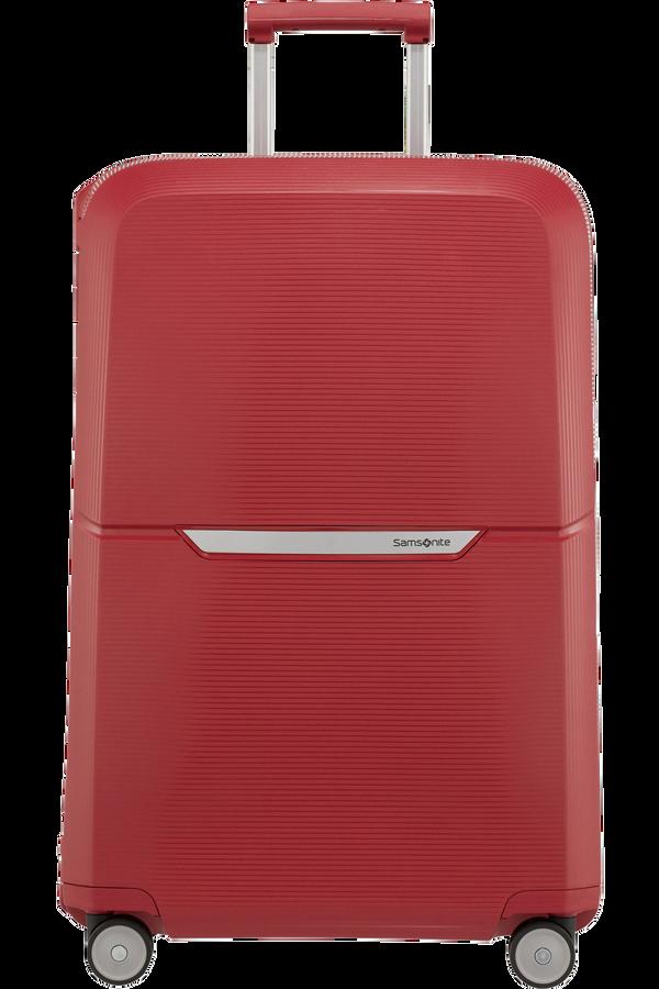 Samsonite Magnum Spinner 75cm  Rust Red