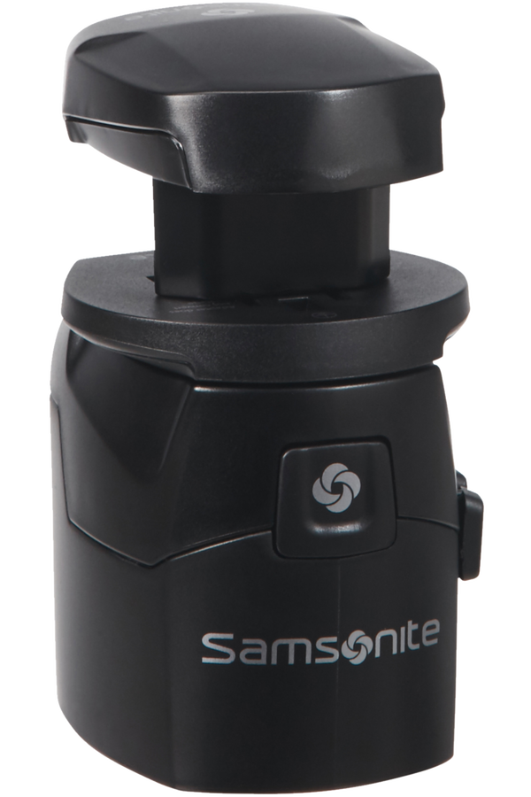 Samsonite Global Ta Worldwide Adapter + USB Černá