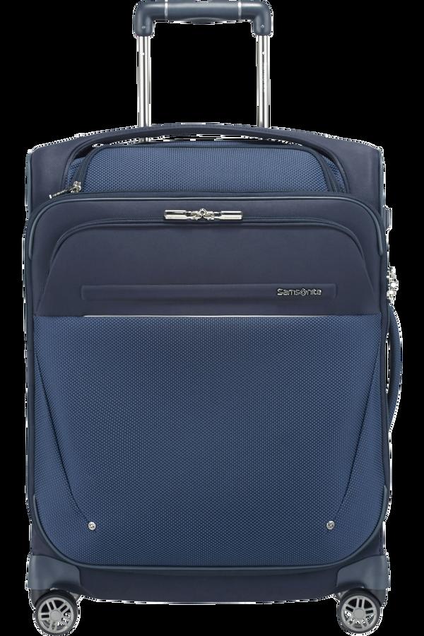 Samsonite B-Lite Icon Spinner Exp. Toppocket 55cm  Tmavě modrá