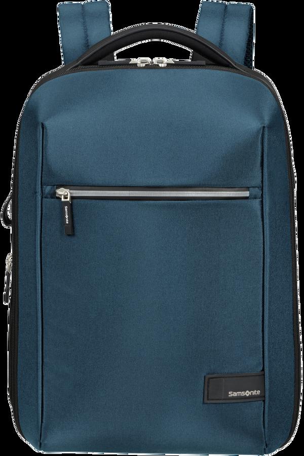 Samsonite Litepoint Laptop Backpack 14.1'  Pávová modrá