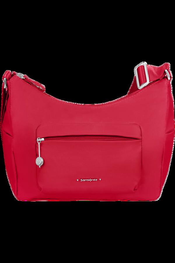 Samsonite Move 3.0 Shoulder Bag 1 Pocket S  Třešňová červená