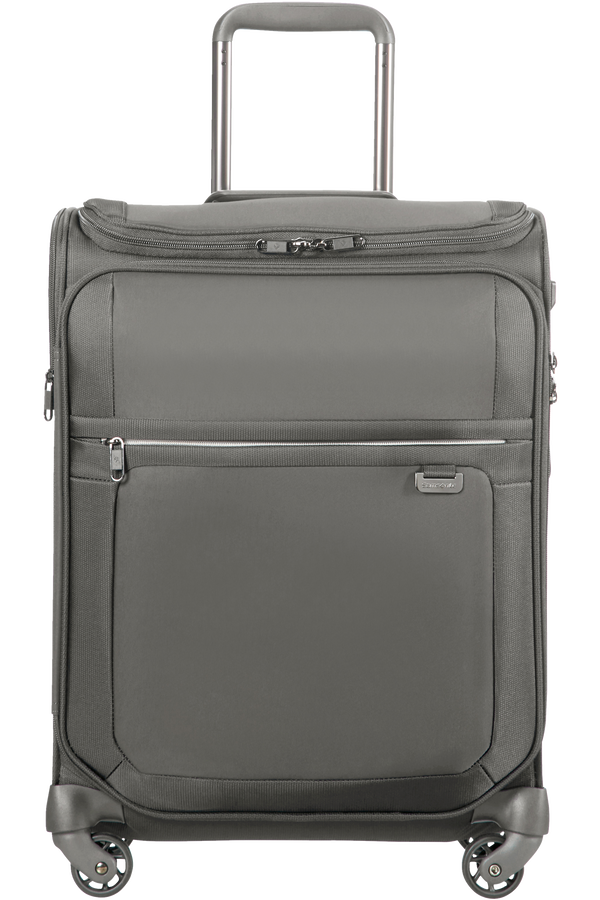 Samsonite Uplite Spinner Toppocket 55cm Grey
