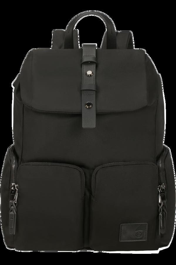 Samsonite Yourban Laptop Backpack + Flap  14.1inch Černá