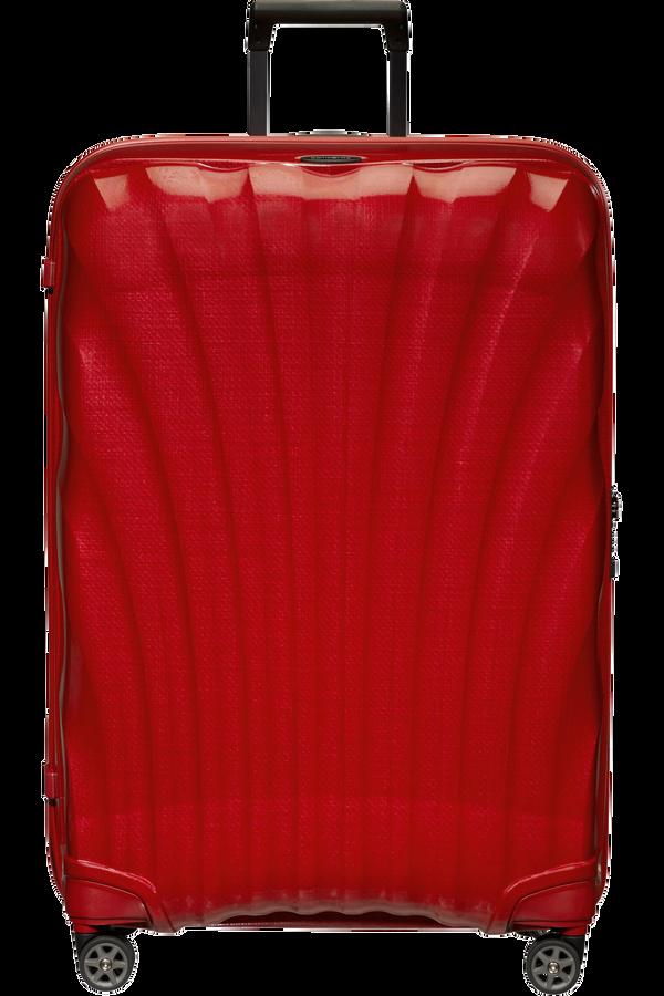 Samsonite C-Lite Spinner 81cm  Chili červená