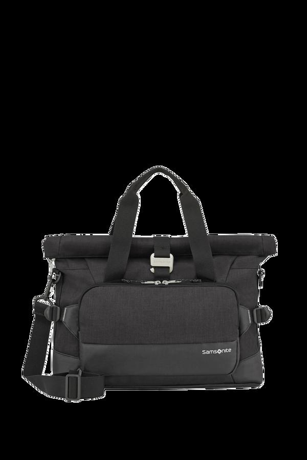 Samsonite Ziproll Laptop Shoulder Bag  Černá