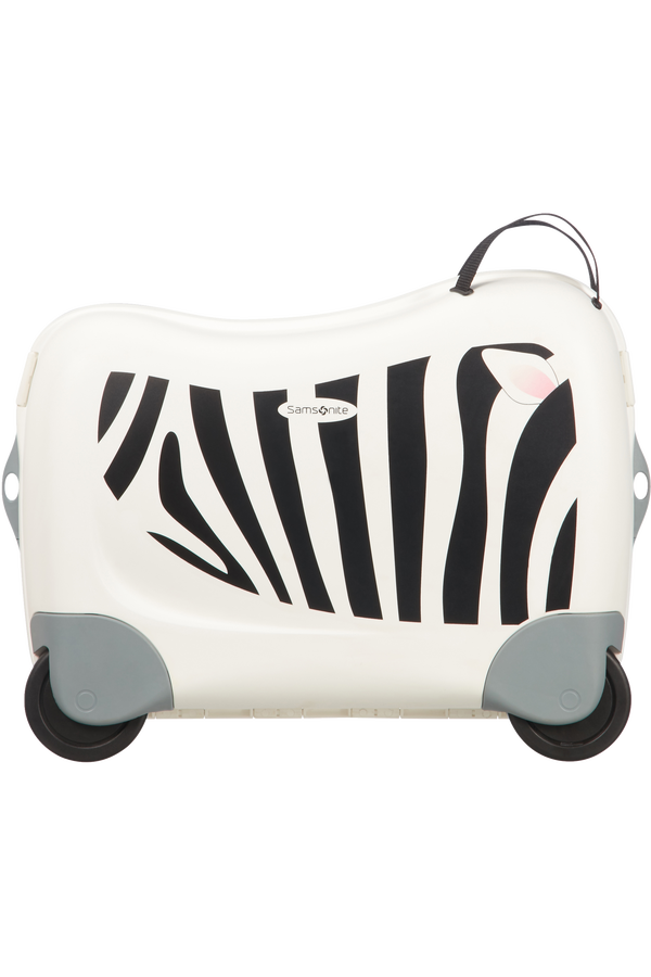 Samsonite Dream Rider Suitcase  Zebra Zeno