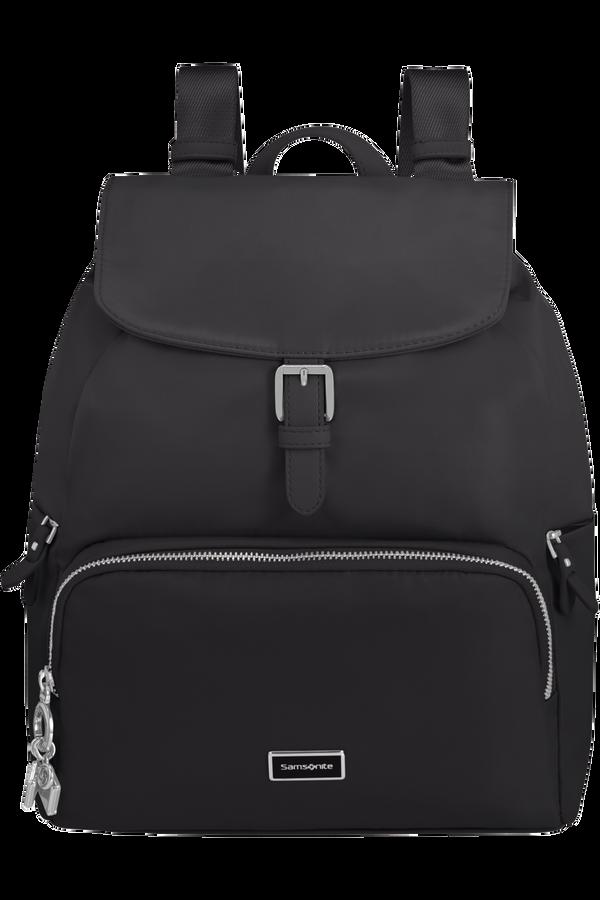 Samsonite Karissa 2.0 Backpack 3 Pockets 1 Buckle  Černá