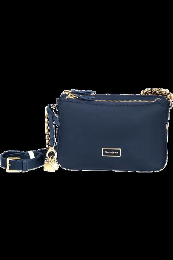 Samsonite Karissa 2.0 H. Shoulder Bag 3 Compartments S  Půlnoční modrá