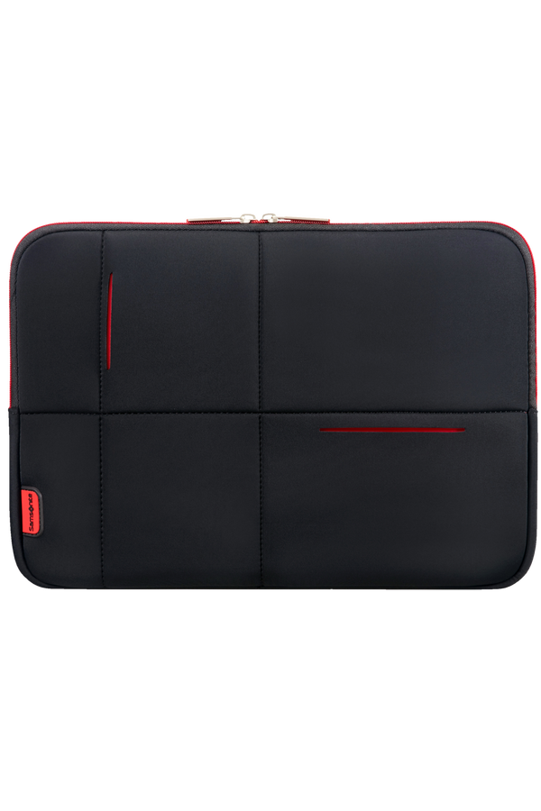 Samsonite Airglow Sleeves Sleeve  35.8cm/14.1inch Black/Red