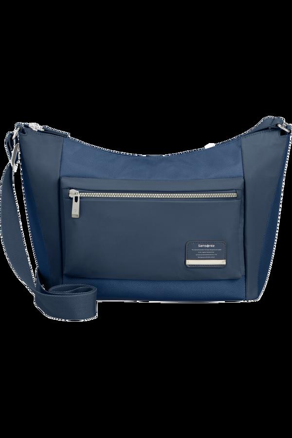 Samsonite Openroad Chic Shoulder Bag + 2 Pkts M  Půlnoční modrá