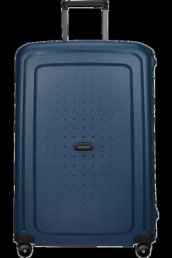 Samsonite S'cure Eco Spinner Post Consumer 75cm  Námořní modrá