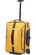 Paradiver Light Taška s kolečky rozšiřitelná 55cm Žlutá