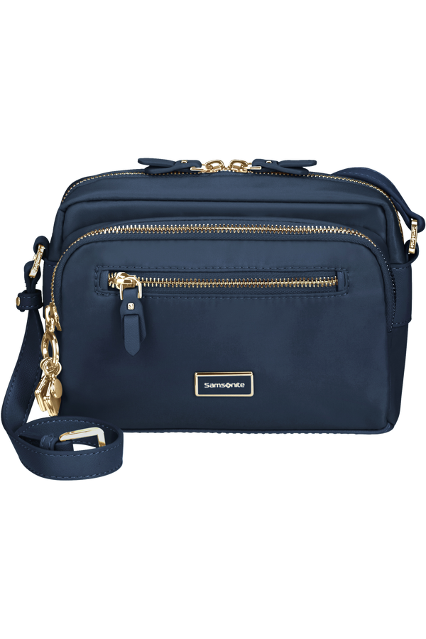 Samsonite Karissa 2.0 Shoulder Bag S  Půlnoční modrá