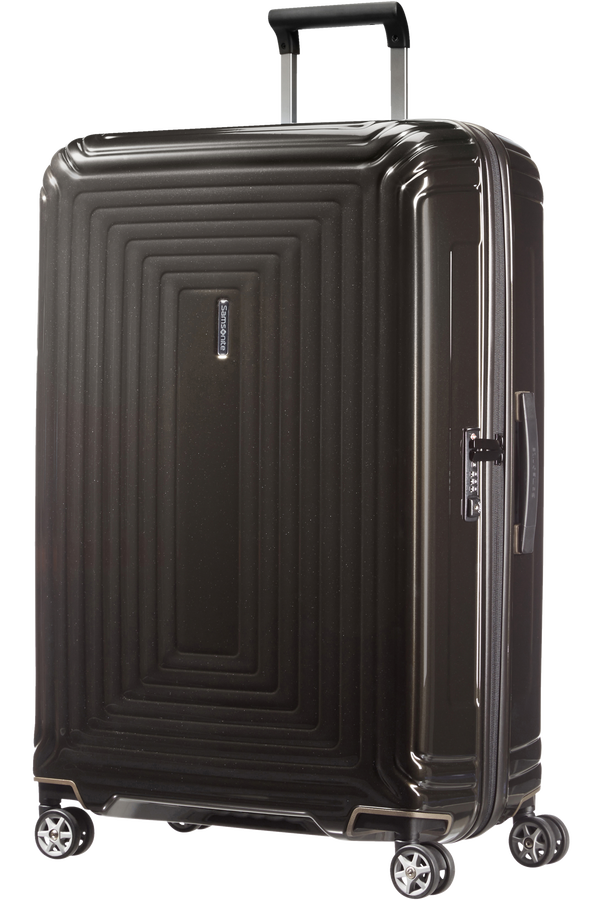 Samsonite Neopulse Spinner 75cm Metallic Black