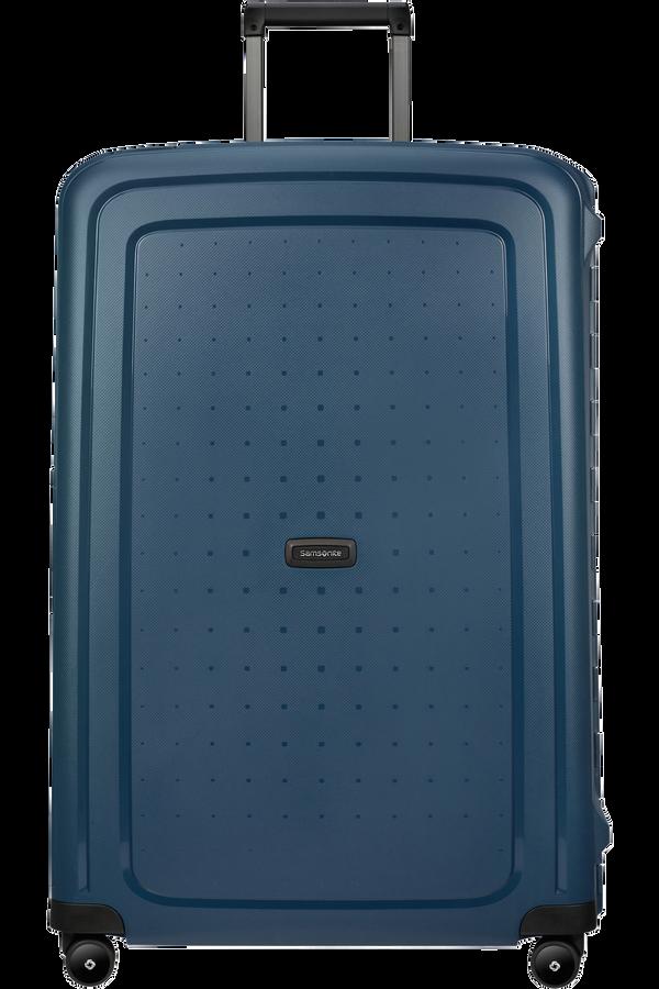 Samsonite S'cure Eco Spinner Post Consumer 81cm  Námořní modrá