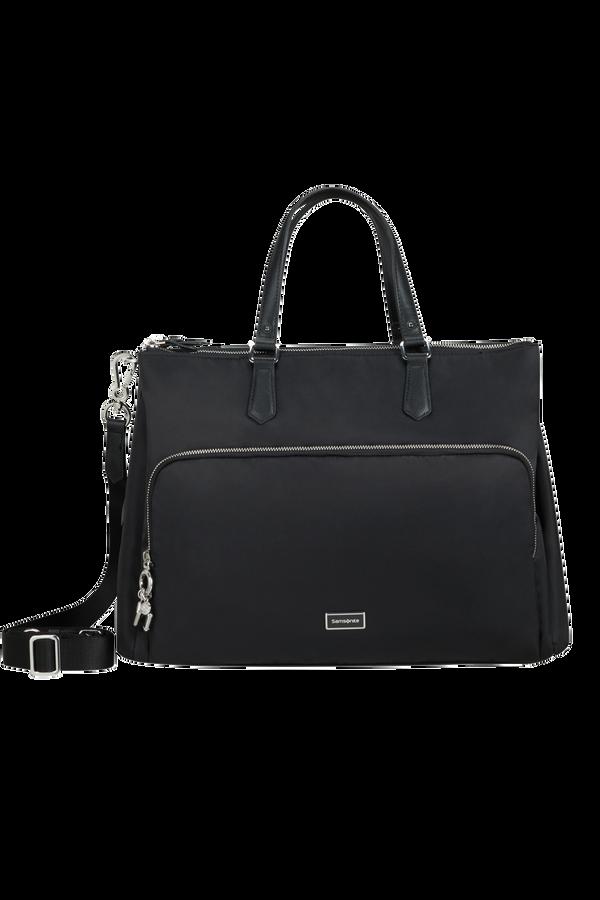 Samsonite Karissa Biz 2.0 Org. Shopping Bag 3 Comp.  14.1inch Černá