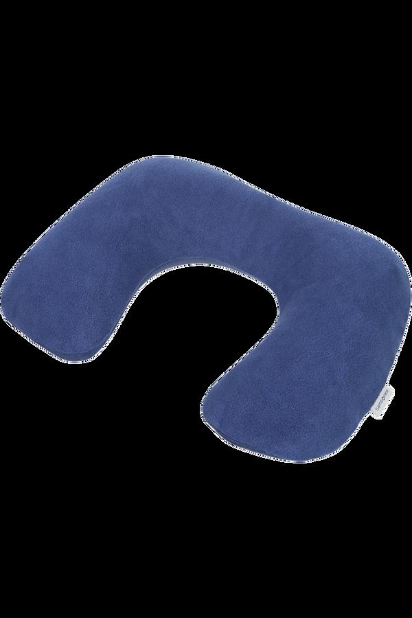 Samsonite Global Ta Infl.Pillow + Remov.Cover Půlnoční modrá