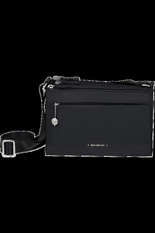 Samsonite Move 3.0 H.Shoulder Bag 3 Comp S  Černá