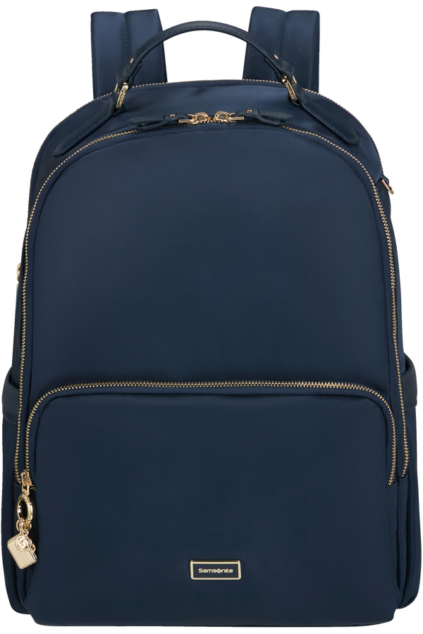 Samsonite Karissa Biz 2.0 Backpack  14.1inch Půlnoční modrá