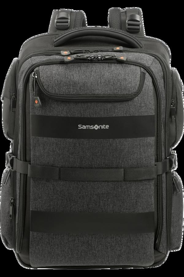 Samsonite Bleisure Backpack 17.3' Exp Overnight +  Antracitová šedá