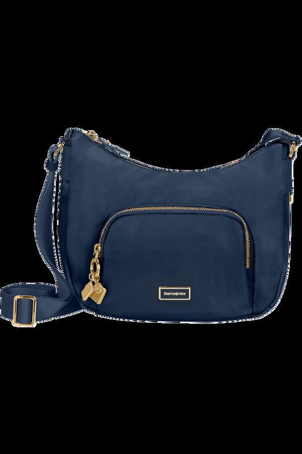 Samsonite Karissa 2.0 Hobo Bag S  Půlnoční modrá