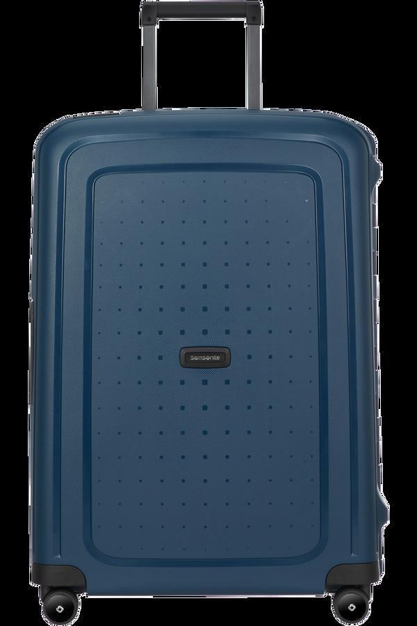 Samsonite S'cure Eco Spinner Post Consumer 69cm  Námořní modrá
