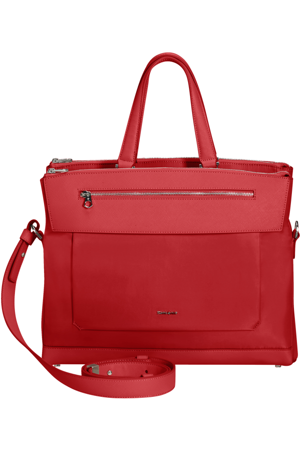 Samsonite Zalia 2.0 Bailhandle 3 Compartments 14.1'  Červená