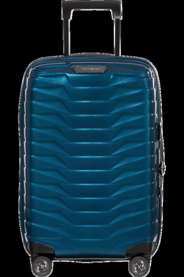 Samsonite Proxis Spinner Expandable Length 35cm 55cm  Petrolejová modrá