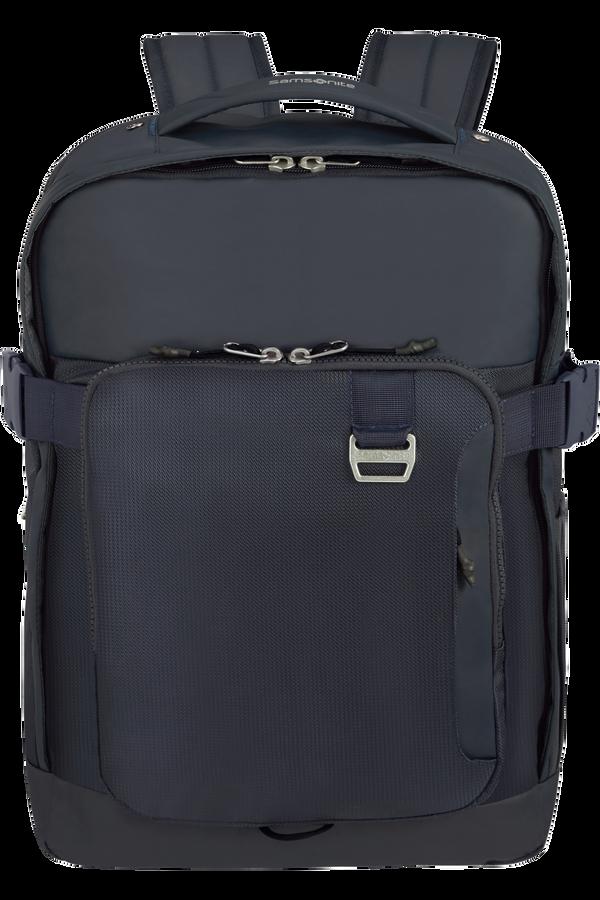 Samsonite Midtown Laptop Backpack Expandable L 15.6inch Tmavě modrá