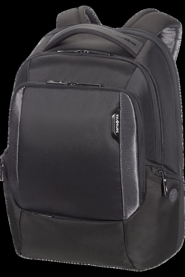 Samsonite Cityscape Tech Laptop Backpack Expandable 43.9cm/17.3inch Black