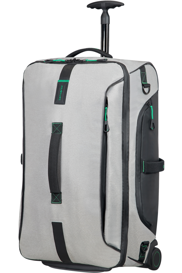 Samsonite Paradiver Light Duffle with wheels 67cm  Jeans Grey