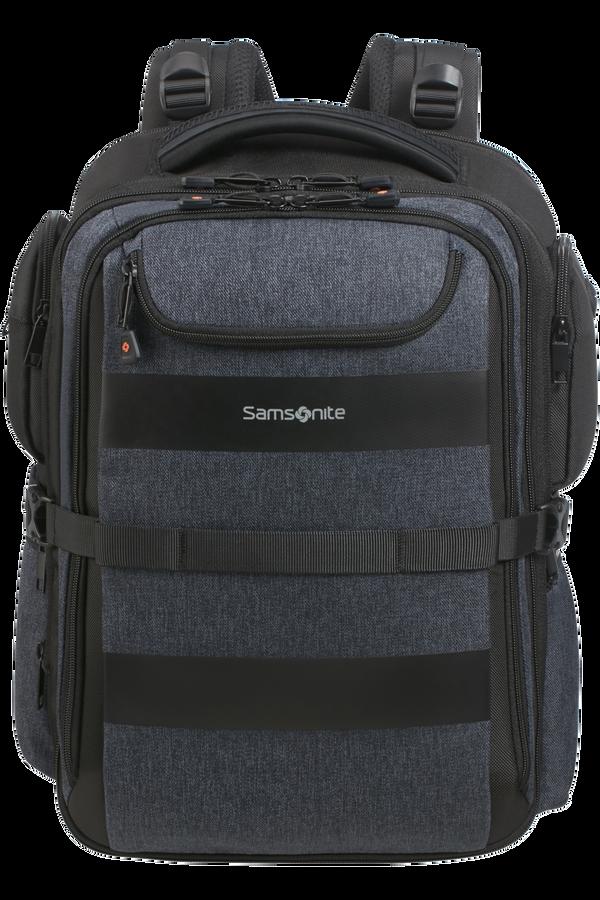 Samsonite Bleisure Backpack 15.6' Exp Overnight  Tmavě modrá