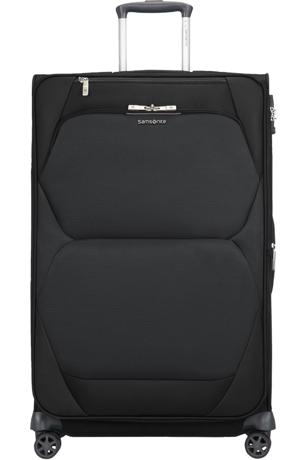 Samsonite Dynamore Spinner Expandable 78cm  Black