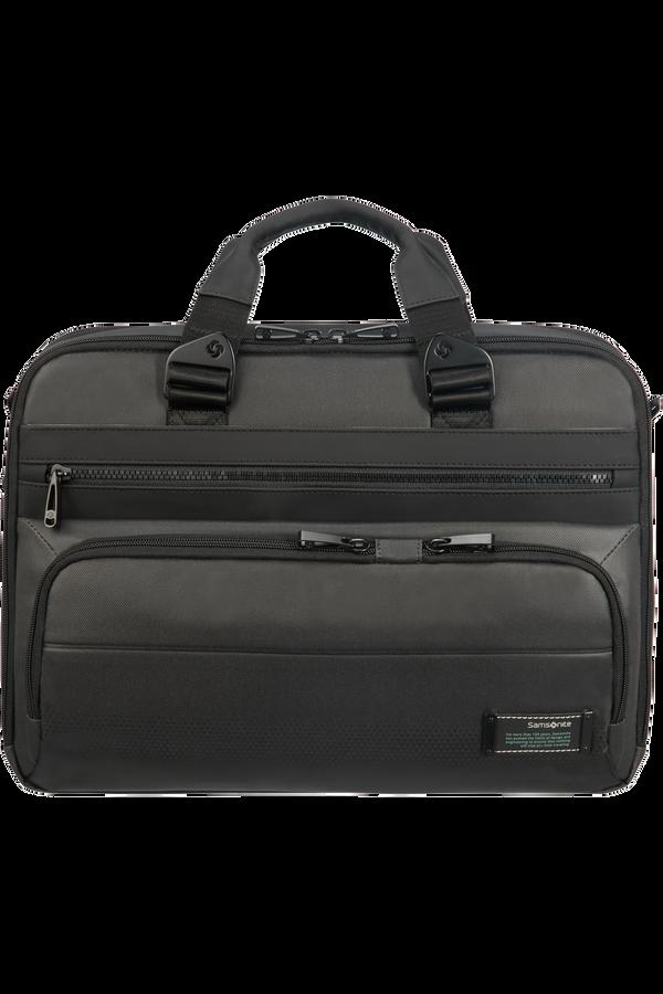 Samsonite Cityvibe 2.0 Laptop Bailhandle Exp.  15.6inch Jet Black