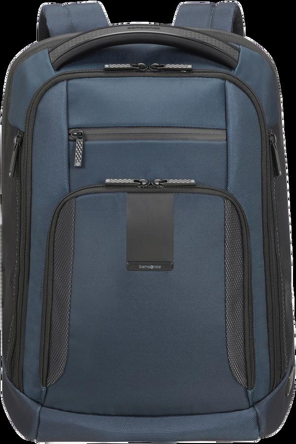 Samsonite Cityscape Evo Laptop Backpack Expandable  17.3inch Modrá