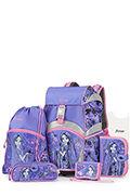 Ergonomic Backpack Batoh Rapunzel