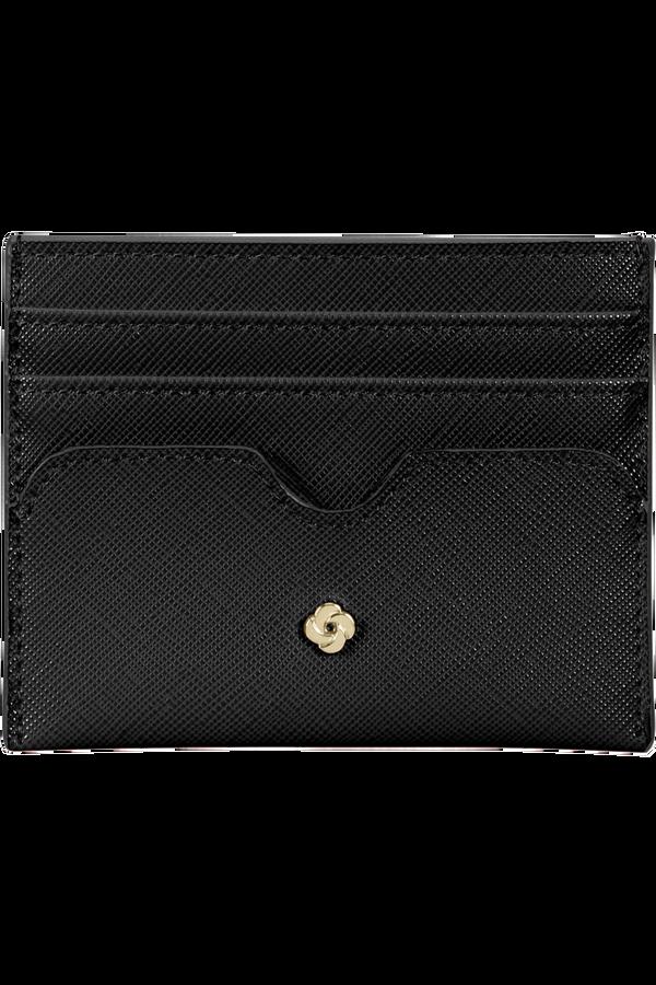 Samsonite Wavy Slg 337 - 6 Credit Card Holder  Černá